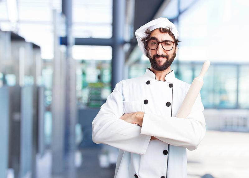 A tökéletes munkaruházat egy étteremben