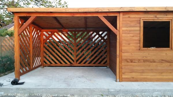 Nyugalmat és kényelmet biztosító kerti faházak