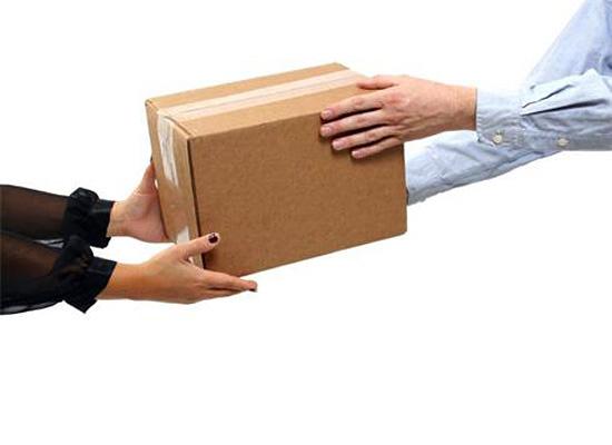 Csomagot szállíttatna?
