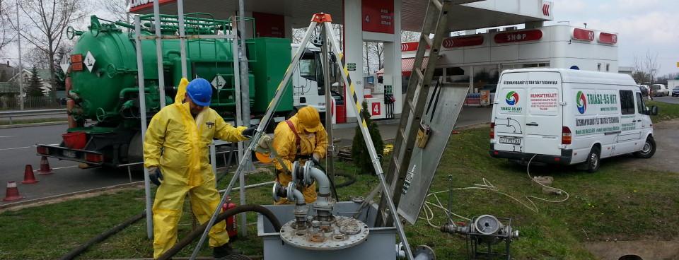 Professzionális benzinkút karbantartás elérhető árakon