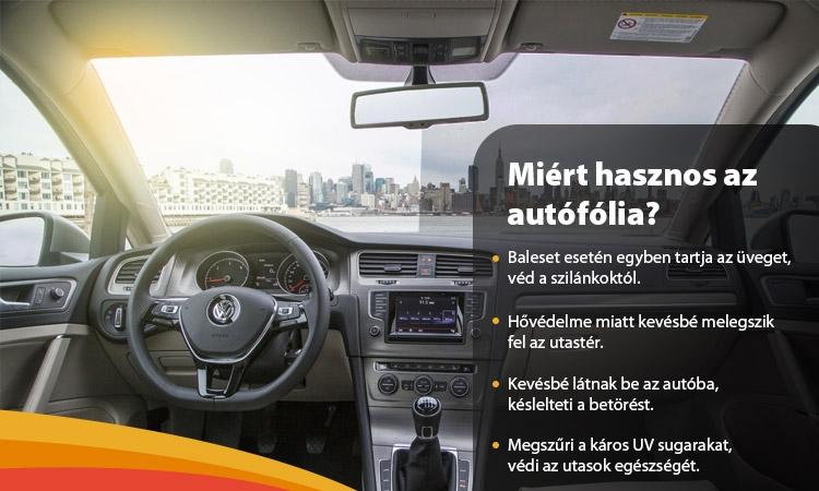 Az autófóliák előnyei
