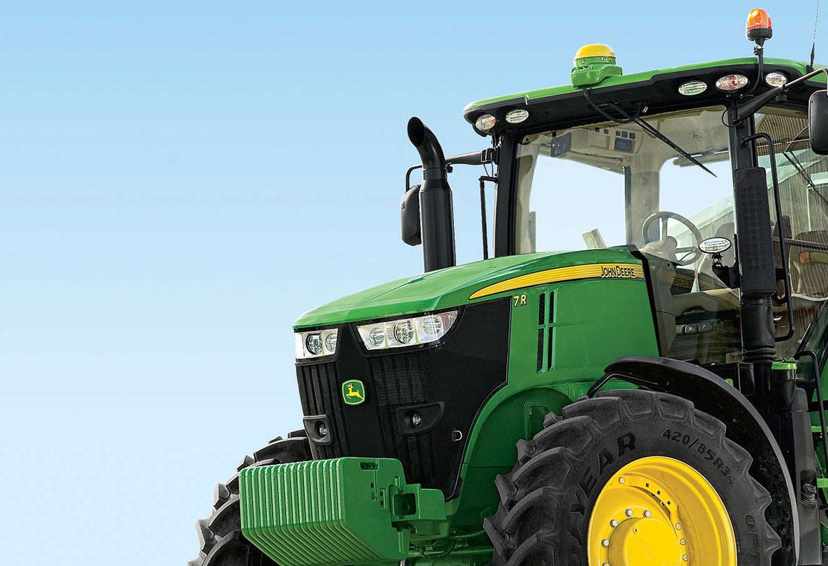 Minden, ami mezőgazdasági gép!