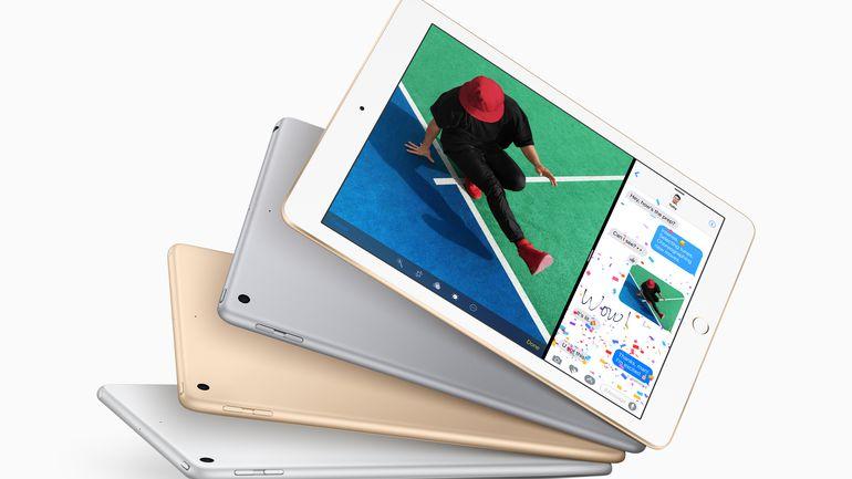Az Apple első budget tabletje