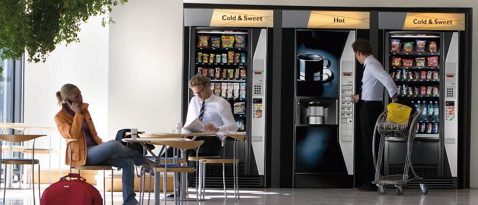 A kávégépek szerepe közintézményekben