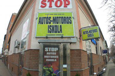 Autós és motoros iskola