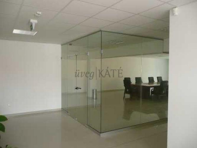 Az üveg szerepe a belsőépítészetben