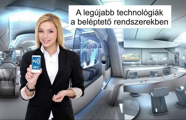 Biztonságos belépés RFID rendszerekkel