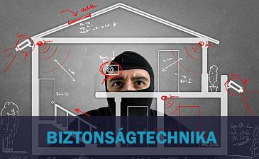 Tegye biztonságosabbá otthonát, üzletét!