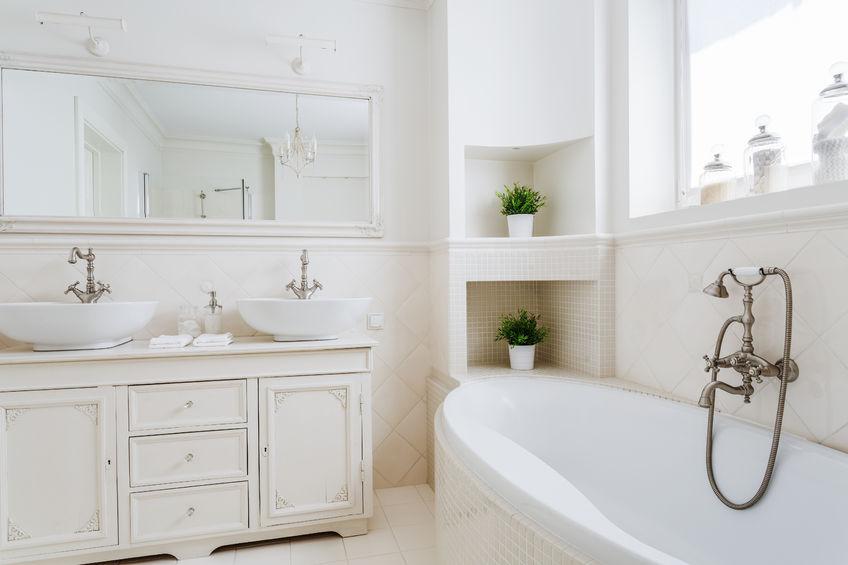 Elegáns fürdőszoba kellékek egy különleges hangulatú fürdőszobáért