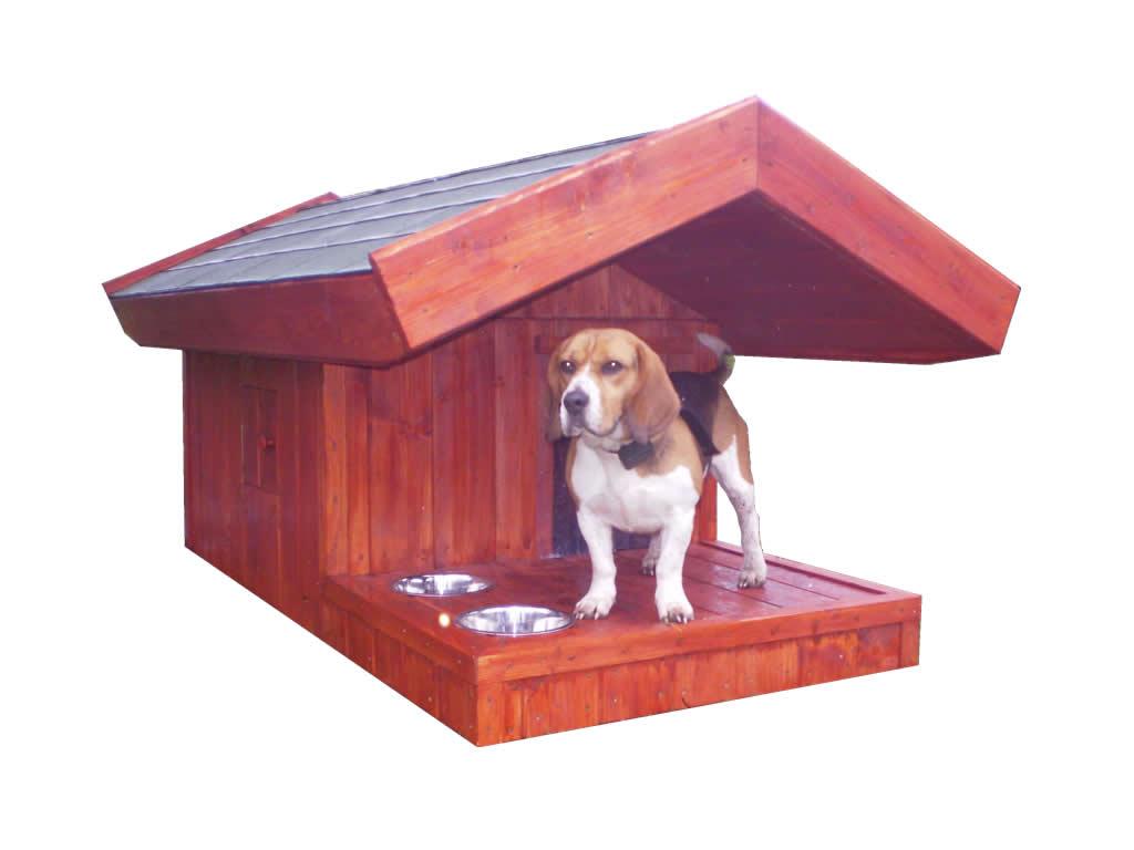 Növelje kutyája életszínvonalát luxus kutyaházzal!