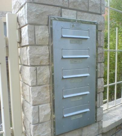 A minőségi postaláda