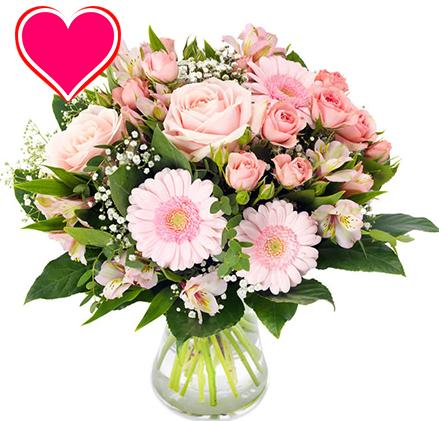 A virágküldés öröme
