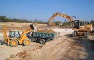 Az építkezések alapásása