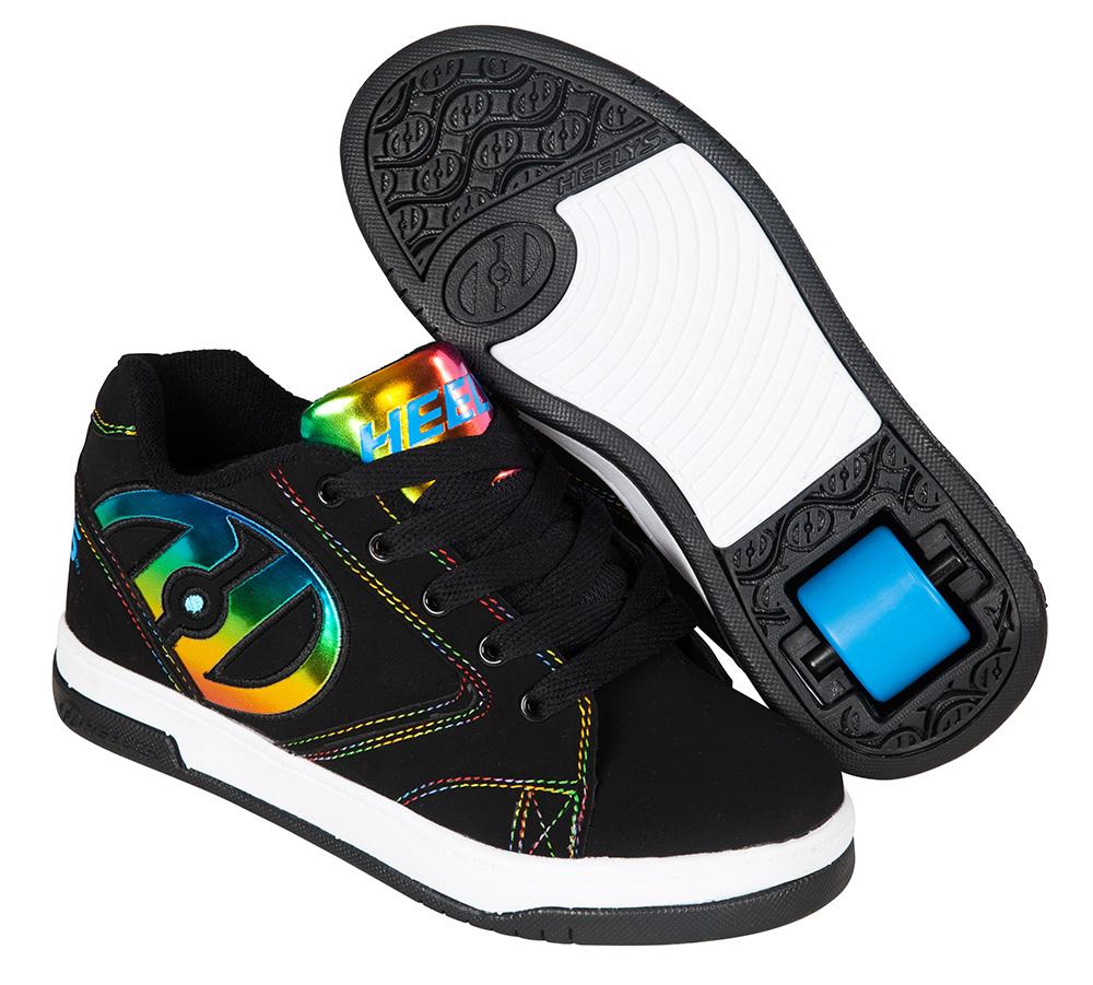 A gurulós cipők divatja