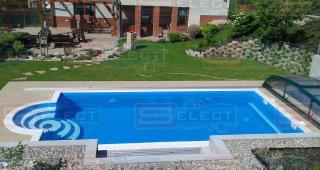 A kerti medencék előnyei nyáron