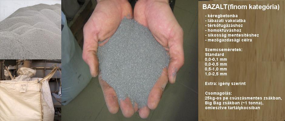 Profilunk az ásványfeldolgozás!