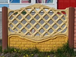 Igényes megjelenésű kerítés sablonok kedvezményes árakon