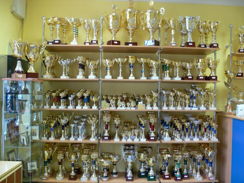 Sportolók díjazása a legegyedibb érmekkel és serlegekkel!