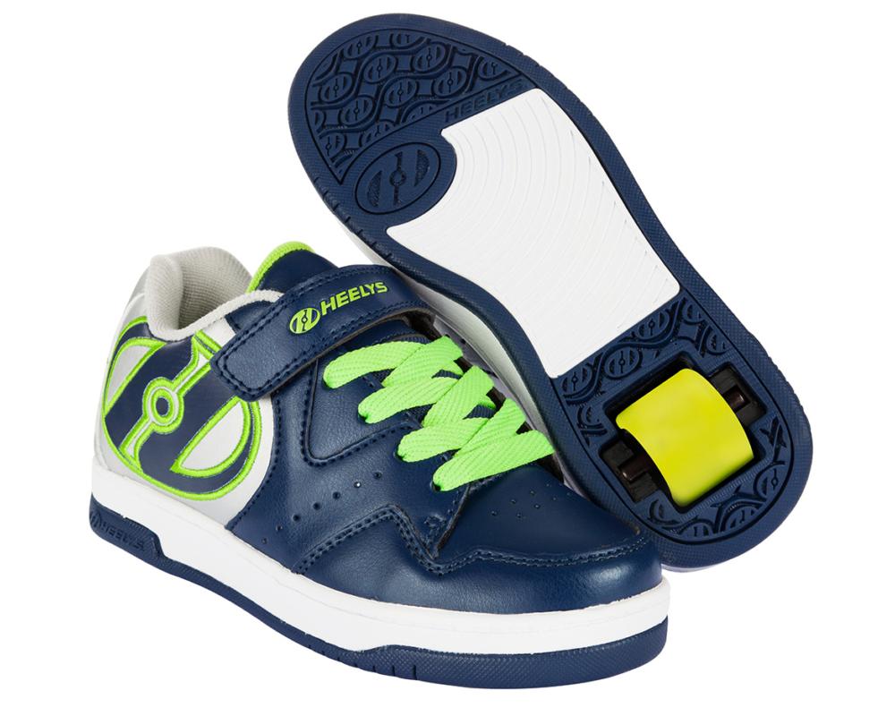 A Heelys és a gurulós cipők
