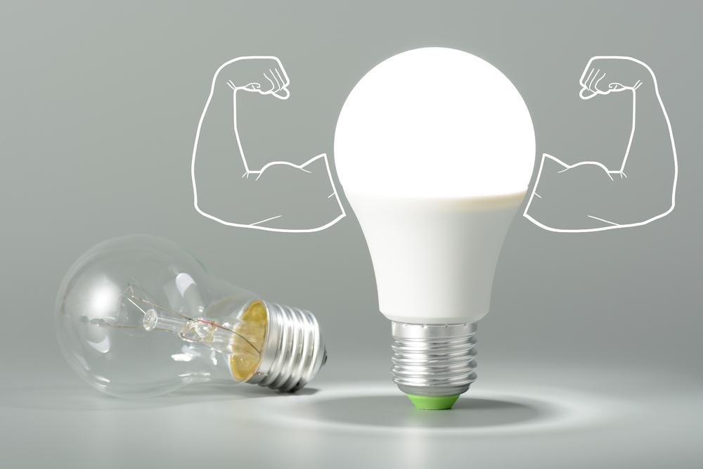Világítson energiatakarékosan, kedvező áron kapható LED lámpával!