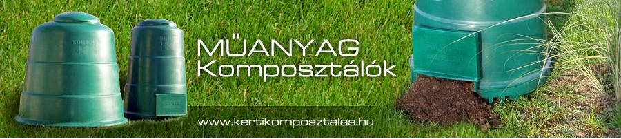 Hatékony kerti komposztálók elérhető árakon
