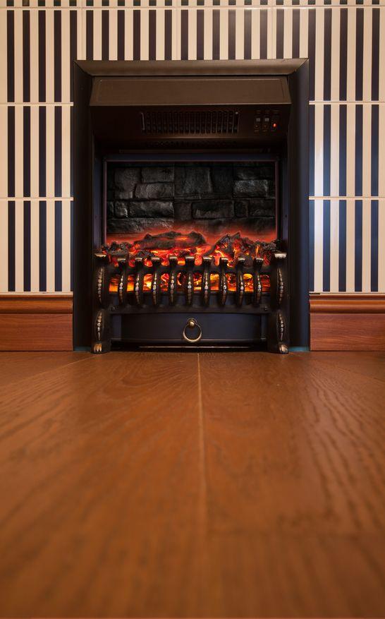 Az elektromos kandallóval kényelmesen fűtheti be teljes otthonát