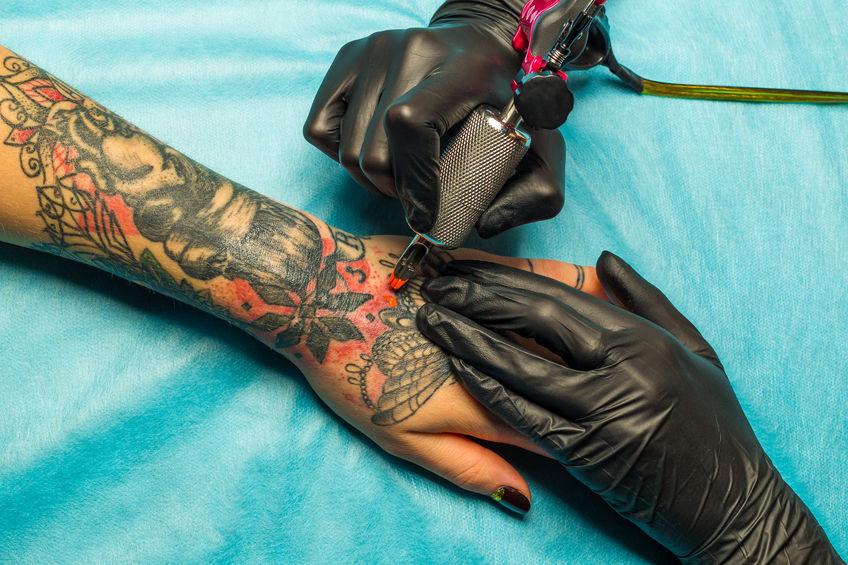 Profi tetováló szalon Szegeden