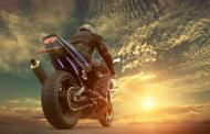 A motorozás népszerűsége