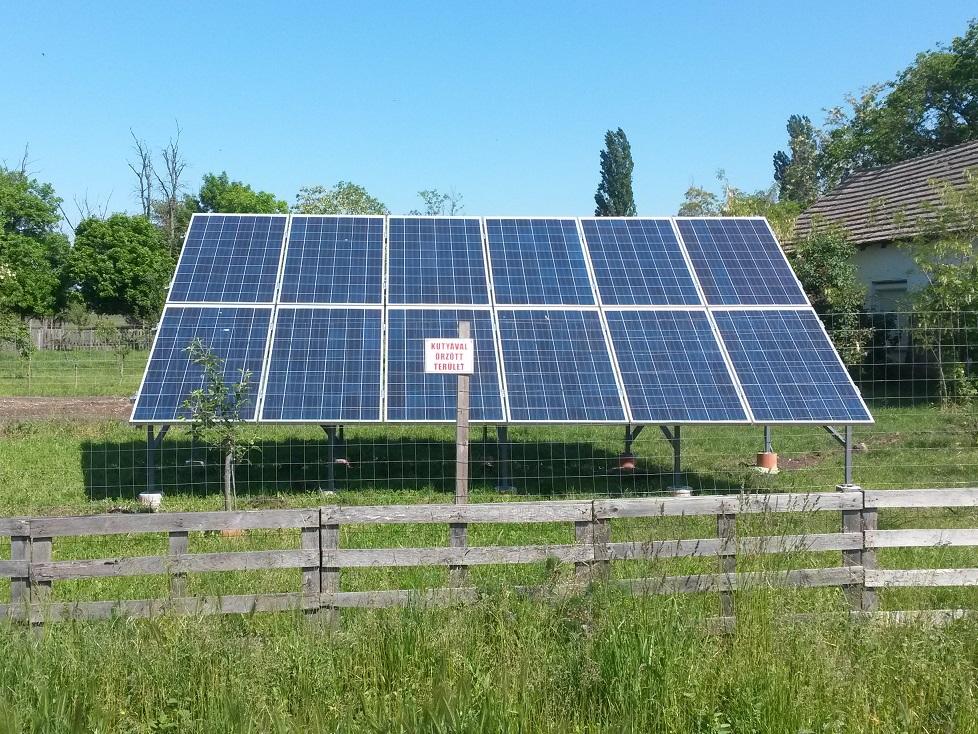 A napelemes rendszerek terjedése