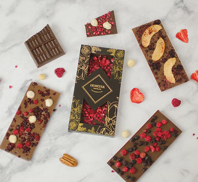 Vásároljon kézműves csokoládét tavasszal is!