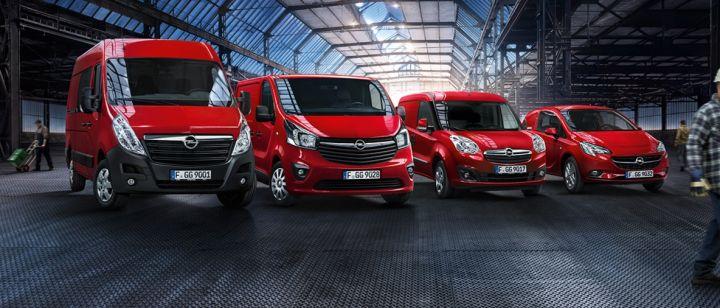 Opel haszongépjárművet vásárolna?