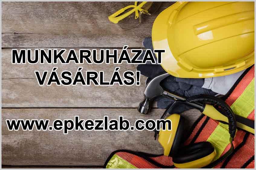 A biztonságos munkavégzés valamennyi eszköze
