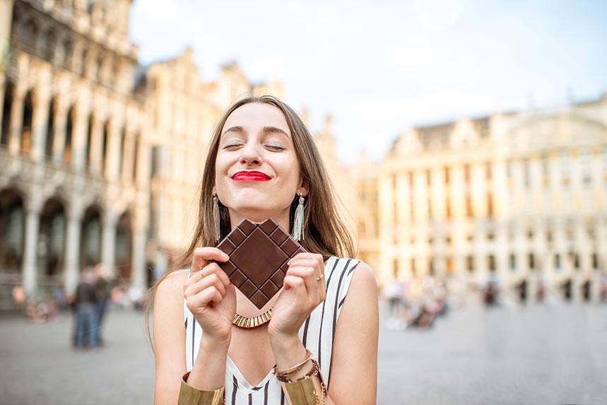 Bámulatos külső, fantasztikus ízvilág ötvöződik a különleges csokoládékban