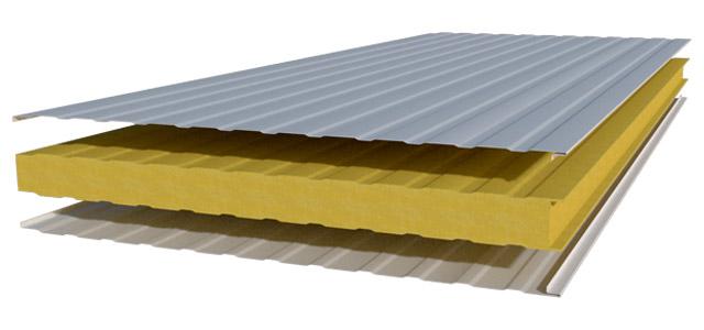 A trapézlemezek és szendvicspanelek gyártója