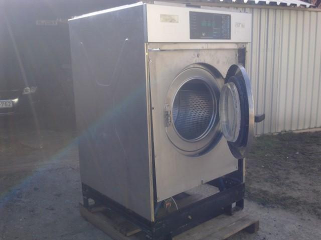 Hatékony ipari mosás és szárítás!