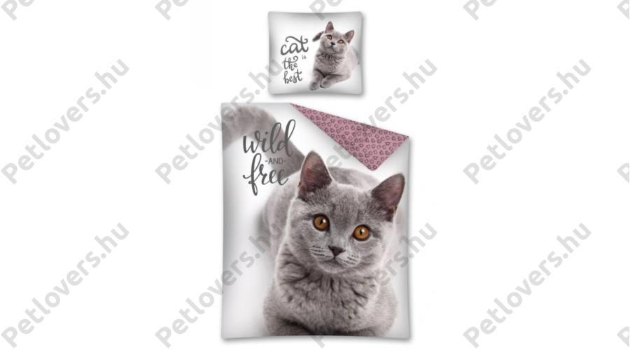 Tegye vidámabbá a hálószobáját macskás ágyneművel!