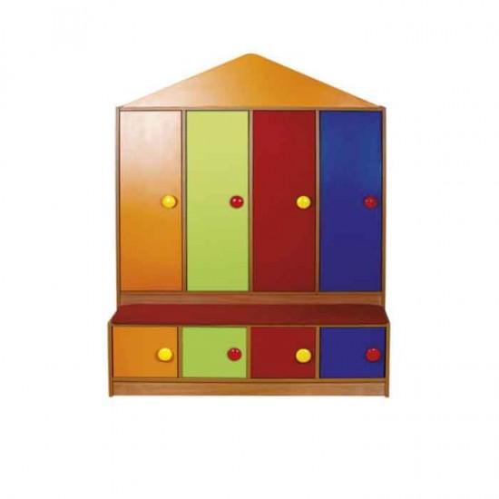 Óvodai bútorok: ismerje meg színes kínálatunkat!