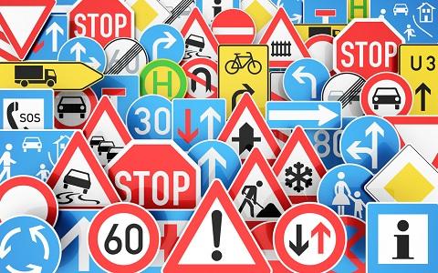 Rendeljen közlekedési táblákat pár kattintással!