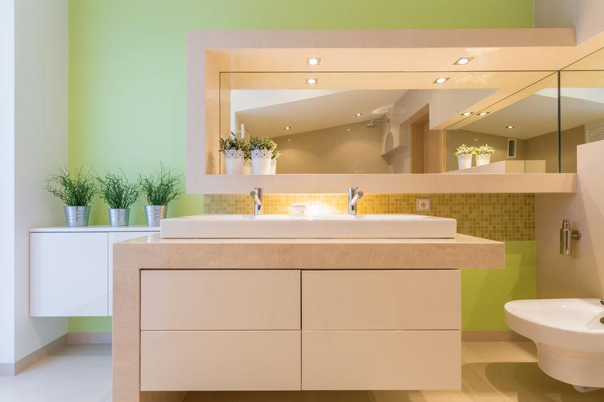 Modern fürdőszoba bútorok – Legyen kényelmesen használható, gyönyörű berendezése!