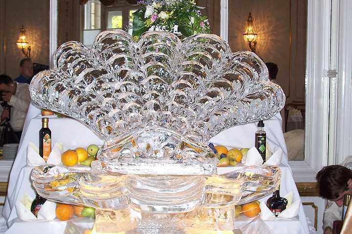 Esküvői jégszobrokkal még emlékezetesebb lesz a nagy nap!