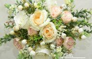 Tartós menyasszonyi csokor, hogy ne csak emlék legyen a nagy nap