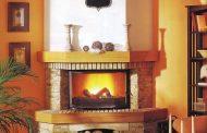 Rusztikus kandalló – Biztosítsa a meleget különleges fűtőberendezéssel!