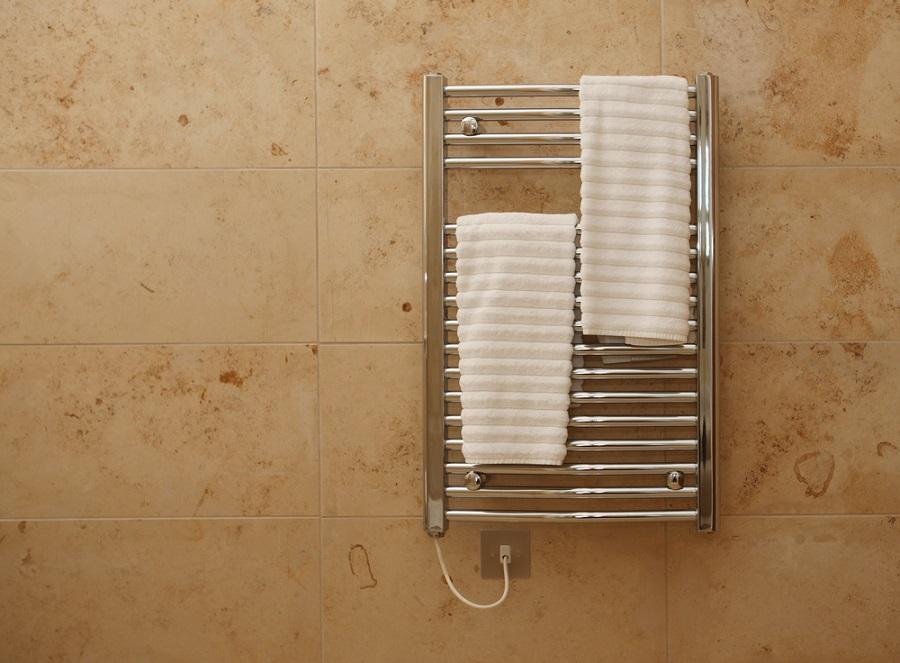 Elektromos fürdőszoba radiátor nyaralókba is!