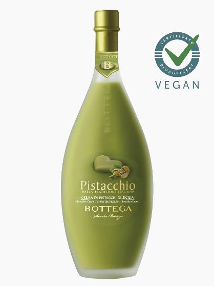 Bottega likőr a krémes finomságok rajongóinak